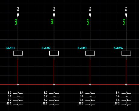 Spac automazione progettista elettrico forl studio for Teleruttore schema