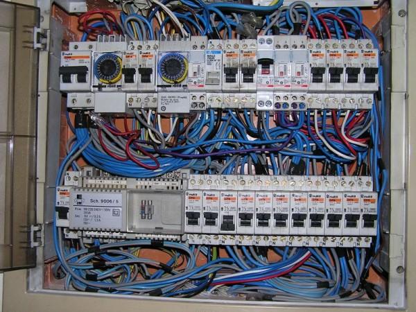 Collaudi impianti elettrici forl perizie verifiche e - Impianti di allarme per casa ...